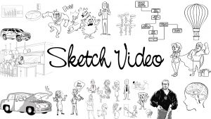 Sketch, Explainer, Animation, Whiteboard, and Whiteboard Explainer Videos